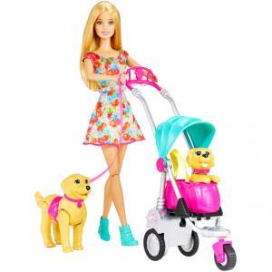 Barbie Köpekçiklerle Park Gezisinde