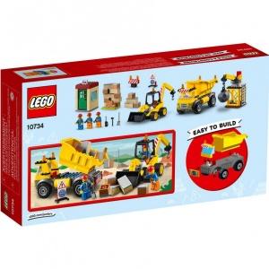 LEGO Juniors Yıkım Sahası 10734