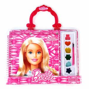 Barbie Boyama Seti