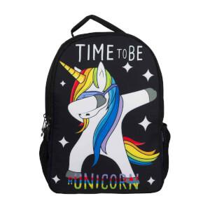 Cennec Sırt Çantası Unicorn Desenli 117
