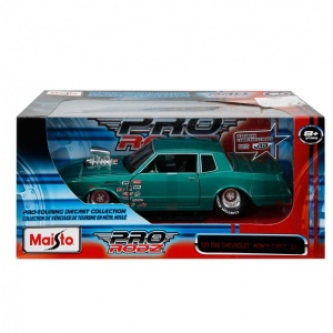 1:24 Maisto Chevrolet Pro Rodz 1986 Model Araba