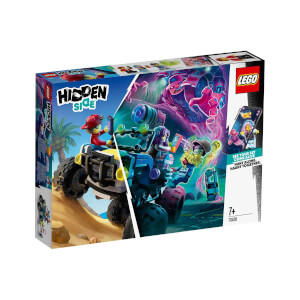 LEGO Hidden Side Jack'in Plaj Arabası 70428