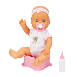 Boubou Altını Islatan Sesli Bebek Seti 30 cm.