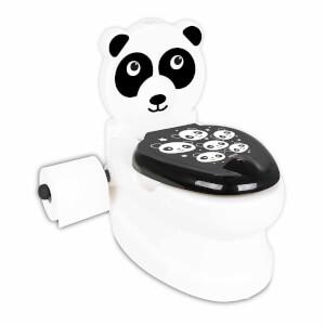 Pilsan Işıklı ve Müzikli Eğitici Panda Klozet