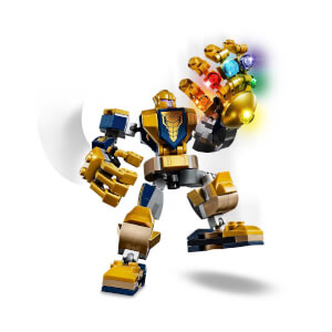 LEGO Marvel Avengers Movie 4 Thanos Robotu 76141