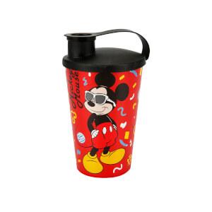 Mickey Mouse Kapaklı Bardak 340 ml.