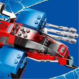 LEGO Marvel Super Heroes Spiderjet Venom Robotu'na Karşı 76150