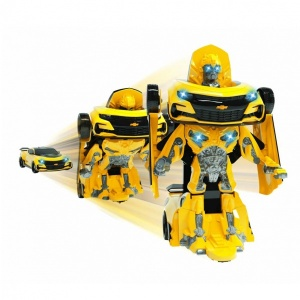 Transformers Bumblebee Robot Fighter Işıklı 24 cm.