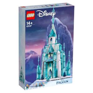 LEGO Disney Frozen Buz Şatosu 43197