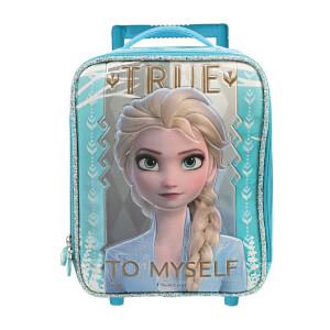 Frozen Çekçekli Anaokul Çantası 5154