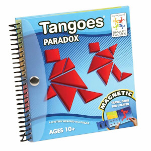Tangoex Paradox Tangram Oyunu