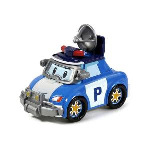 Robocar Poli Teçhizatlı Araba