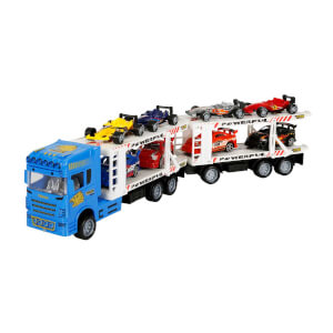 1:32 Maxx Wheels Transporter Tır 58 cm.