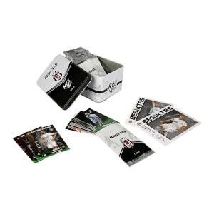 Beşiktaş 2020-2021 Sezon Kick Off Box İmzalı Oyunlu Futbolcu Kartları