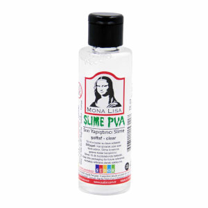 Sıvı Yapıştırıcı Slime Jeli Şeffaf 70 ml