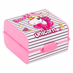 Unicorn Desenli Beslenme Kabı