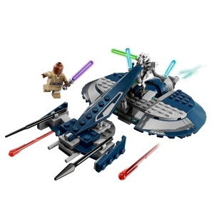 LEGO Star Wars General Grievous - Combat Speeder 75199