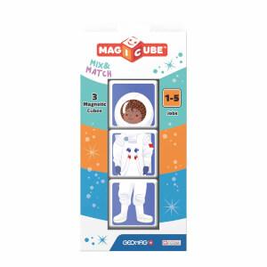 Geomag Magicube Mix&Match Meslekler 3 Parça