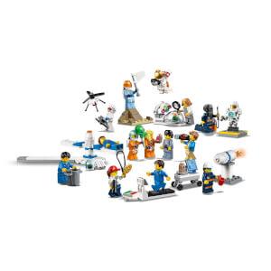 LEGO City Space Port İnsan Paketi - Uzay Araştırma ve Geliştirme 60230