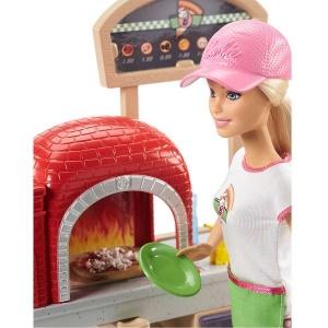 Barbie Pizza Yapıyor Oyun Seti FHR09