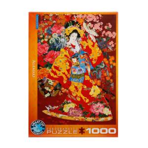 1000 Parça Puzzle : Agemaki - Haruyo Morita