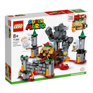 LEGO Super Mario Bowser Kalesi Final Savaşı Ek Macera Seti 71369