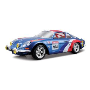 1:24 Alpine Renault A110 1600S Ralli Araba