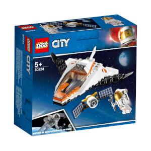 LEGO City Space Port Uydu Servis Aracı 60224