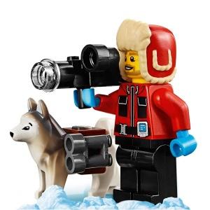 LEGO City Arctic Expedition Kutup İzci Kamyonu 60194
