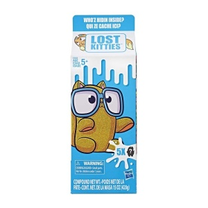 Lost Kitties 5'li Figür E4458