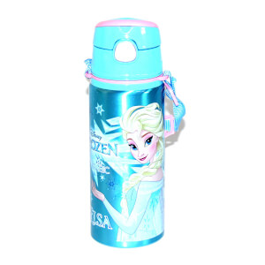 Frozen Elsa Metal Matara 500 ml. 97828
