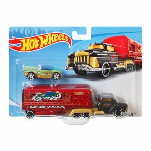 Hot  Wheels Taşıyıcı Tırlar