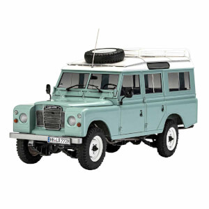 Revell 1:24 Land Rover III LWB VSA07047