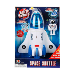 Astro Venture Sesli Ve Işıklı Uzay Mekiği