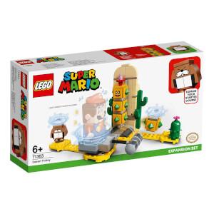 LEGO Super Mario Çöl Pokey Ek Macera Seti 71363
