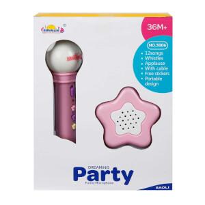 Mini Mikrofon Seti