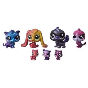 Littlest Pet Shop Kozmik Miniş Koleksiyonu Arkadaş Minişler E2129