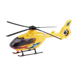 Teamsterz Sesli ve Işıklı Helikopter