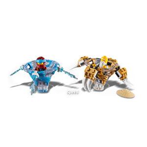 LEGO Ninjago Spinjitzu Nya ve Wu 70663