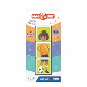 Geomag Magicube Mix&Match Sporlar 3 Parça