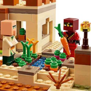 LEGO Minecraft Illager Saldırısı 21160