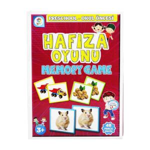 Hafıza Oyunu 48 Parça