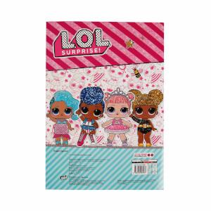 L.O.L Surprise! Stilyıldızı Faaliyet Kitabı