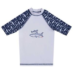 Slipstop Sharks UV Korumalı Çocuk Tişört