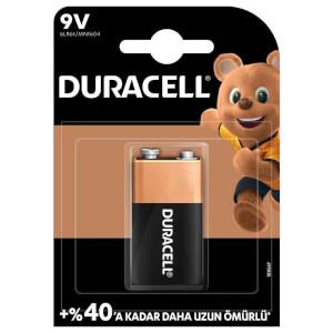 Duracell Pil 9V Kart