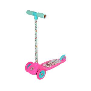 L.O.L  3 Tekerlekli Twist Scooter
