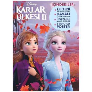 Disney Frozen 2 Paket Kitap