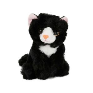 Oturan Mini Kedicik Peluş 15 cm.