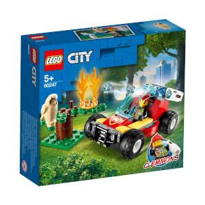 LEGO City Fire Orman Yangını 60247