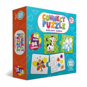 Circle Toys Connect Puzzle Bağlantı Kurma Oyunu